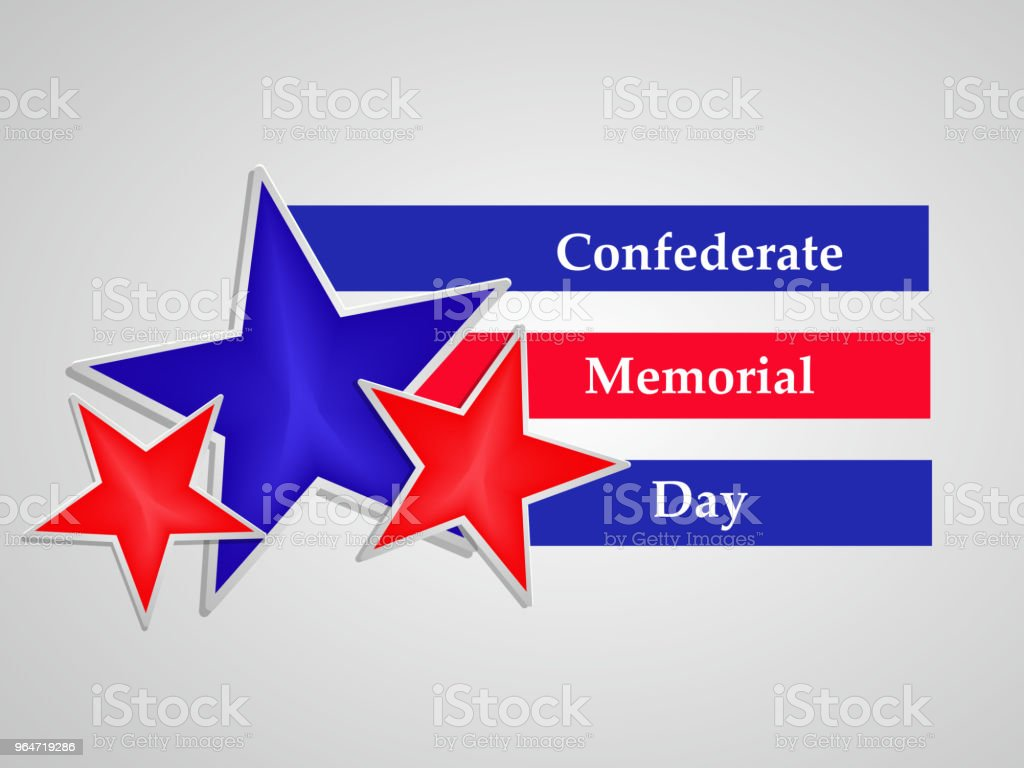 illustration of elements of Confederate Memorial Day background royalty-free illustration of elements of confederate memorial day background stock vector art & more images of 19th century
