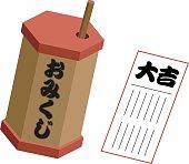 Illustration of fortune