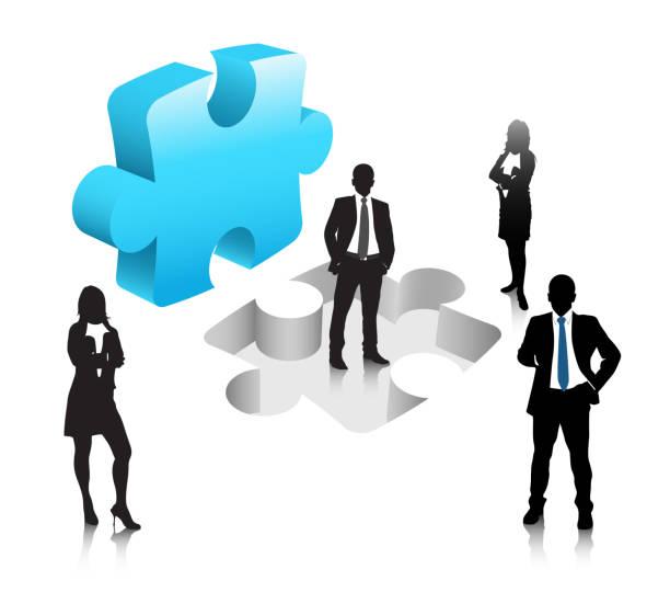 Business-Konzept – Vektorgrafik