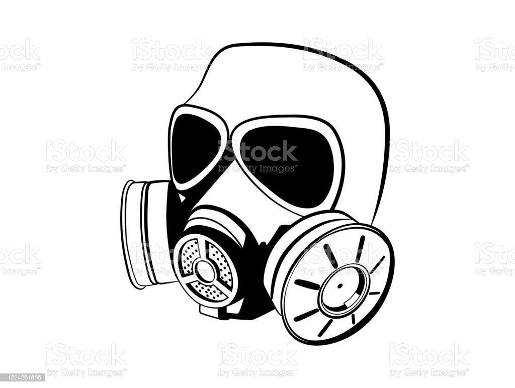 コロナ ガス マスク