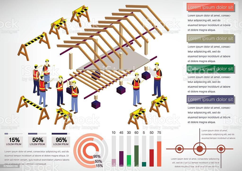 Ilustración De Ilustración De Concepto Gráfico De