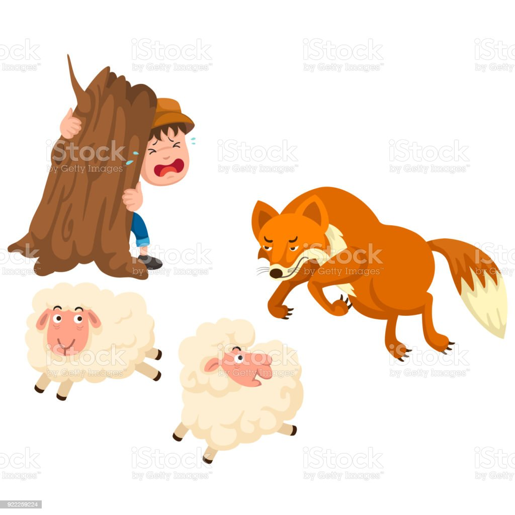 royalty free shepherd boy clip art vector images