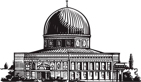 illustration of Jerusalem