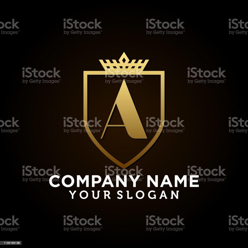 Illustration Of Luxury Logo Classic And Elegant Logo Designs For