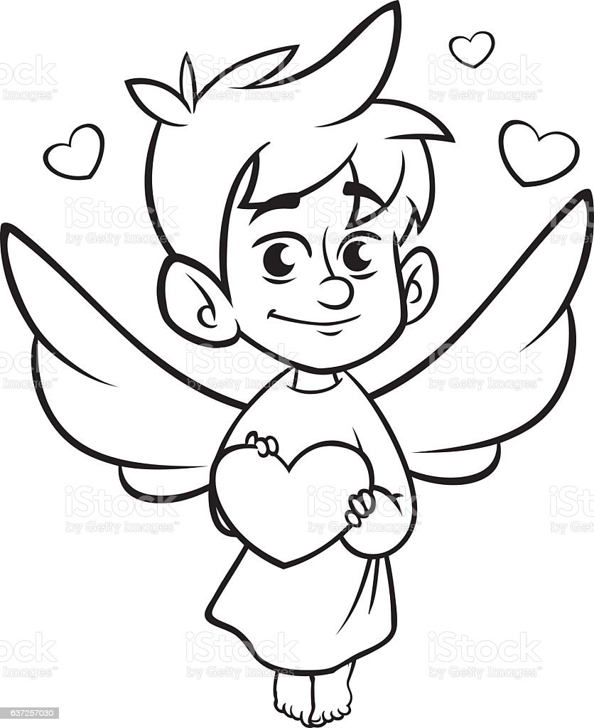 Istock Cupido En Nube 469198971 Istock Little Cupido 466698179