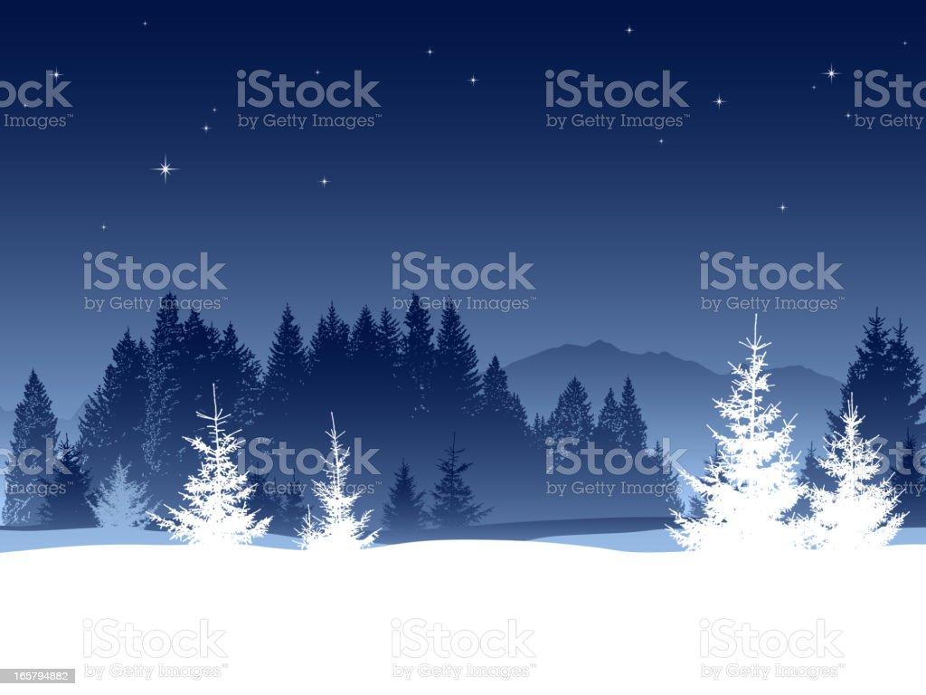 Foto Di Natale Neve Inverno 94.Sfondo Di Inverno Immagini Vettoriali Stock E Altre Immagini Di A