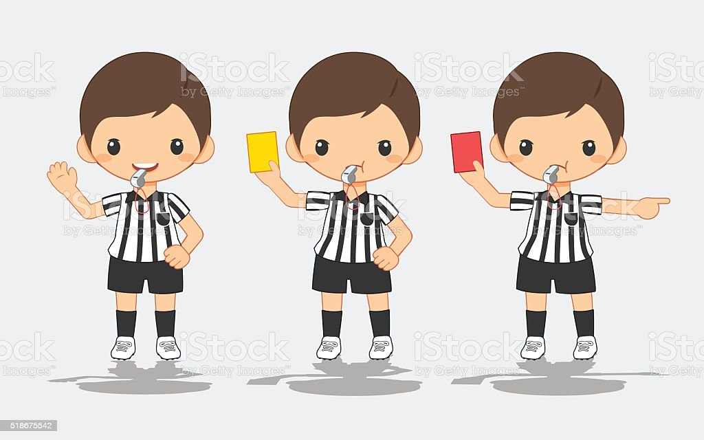 royalty free umpire clip art vector images illustrations istock rh istockphoto com baseball umpire clipart umpire clipart free