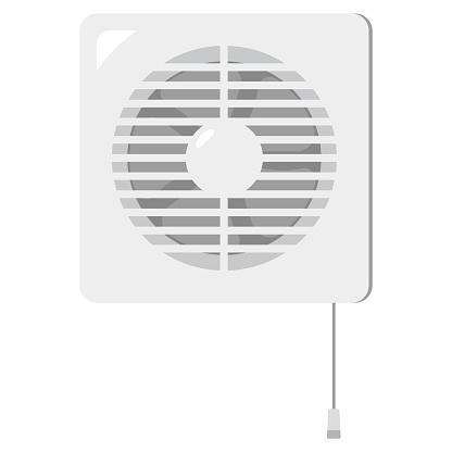 Illustration of Ventilation fan