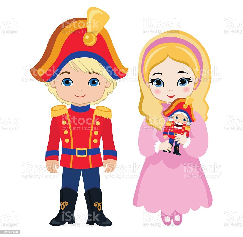 royalty free the nutcracker ballet clip art vector images rh istockphoto com nutcracker ballet clipart free nutcracker ballerina clipart