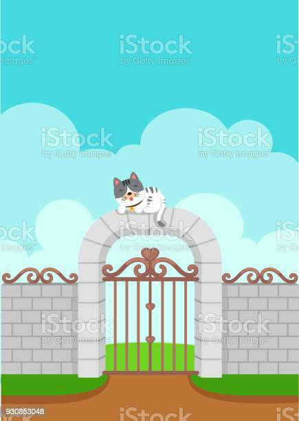 Illustration of white cat on the wall background vector id930853048?b=1&k=6&m=930853048&s=612x612&h=eghbcl2i5delrgyc44ptyxutvznmzqhuuouzzt2txzm=