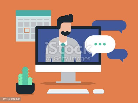 Modern flat vector illustration appropriate for a variety of uses including articles and blog posts. Vector artwork is easy to colorize, manipulate, and scales to any size.