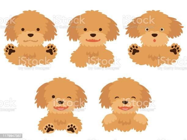Illustration set of bustup dogs with various expressions vector id1179947357?b=1&k=6&m=1179947357&s=612x612&h=jrnwwzp8xsoolydj5re fsr 3i9rn6jw9ue9j c6eic=