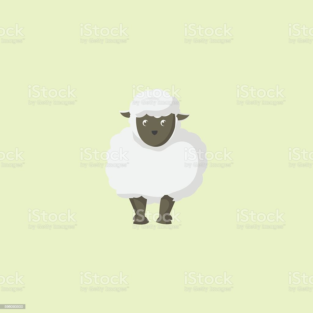 Illustration sheep royalty-free illustration sheep stock vector art & more images of cartoon