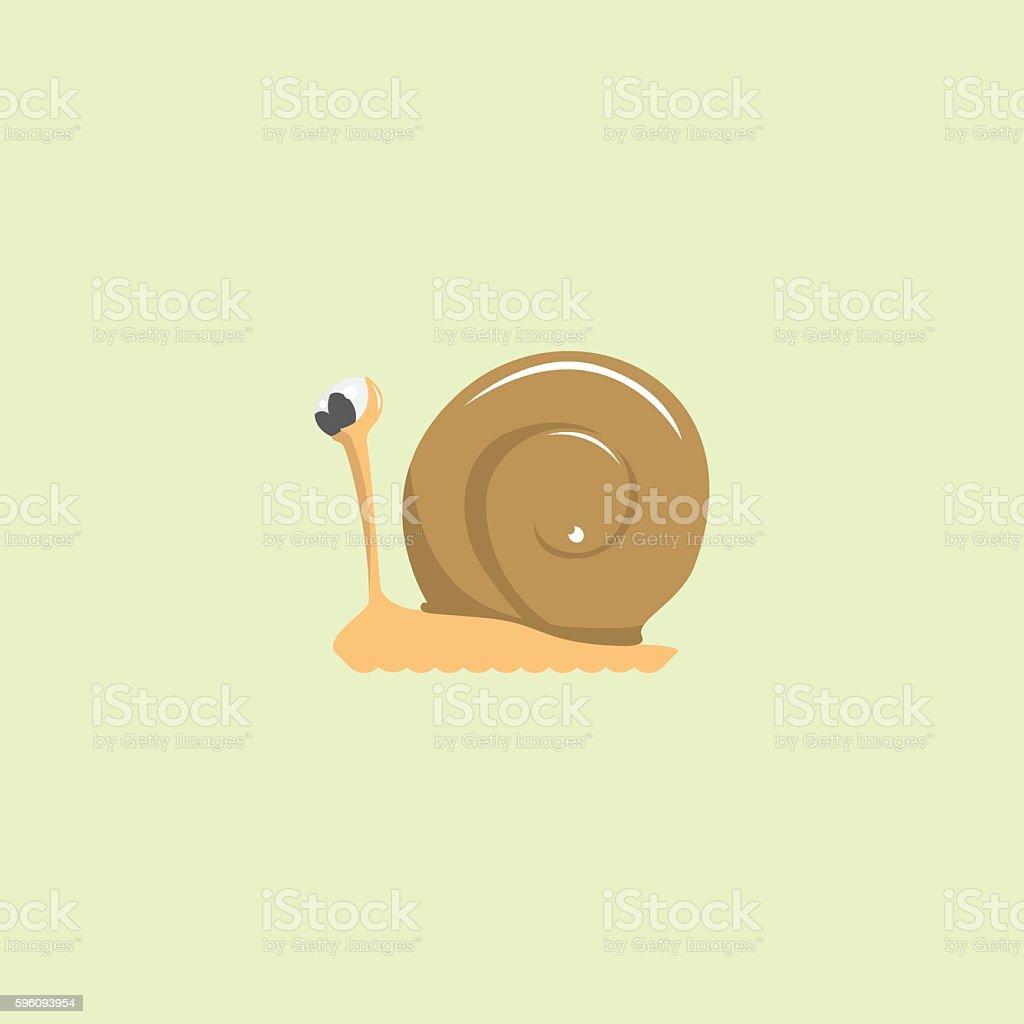 Illustration snail Lizenzfreies illustration snail stock vektor art und mehr bilder von akademisches lernen