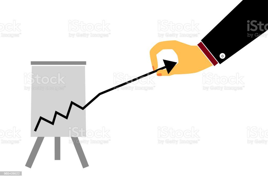 illustration, strategy to raise a business profit royalty-free illustration strategy to raise a business profit stock vector art & more images of no people