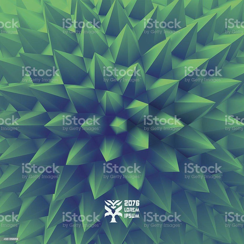 3D illustration vector art illustration