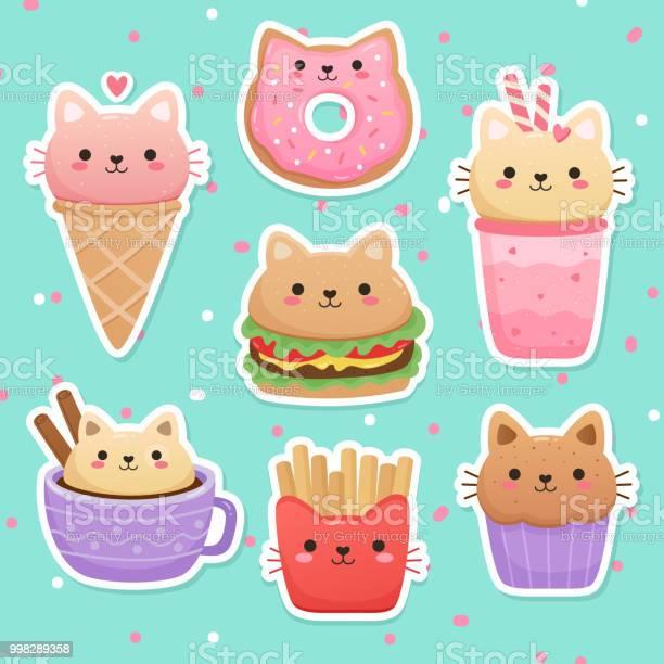 Illustrations of food in the shape of a cute cat vector id998289358?b=1&k=6&m=998289358&s=612x612&h=fn4uduwtzyaazm4pcfpiky9w0gnmaaib2u2c23bxw5g=