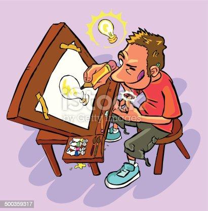 istock Illustrator Idea 500359317