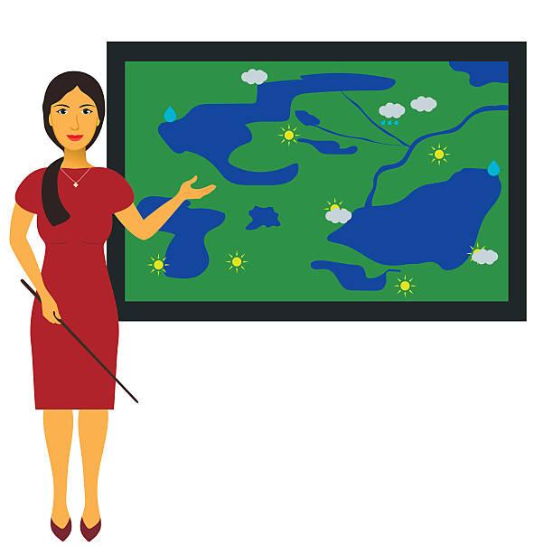 Best Meteorologist Illustrations, Royalty-Free Vector ...