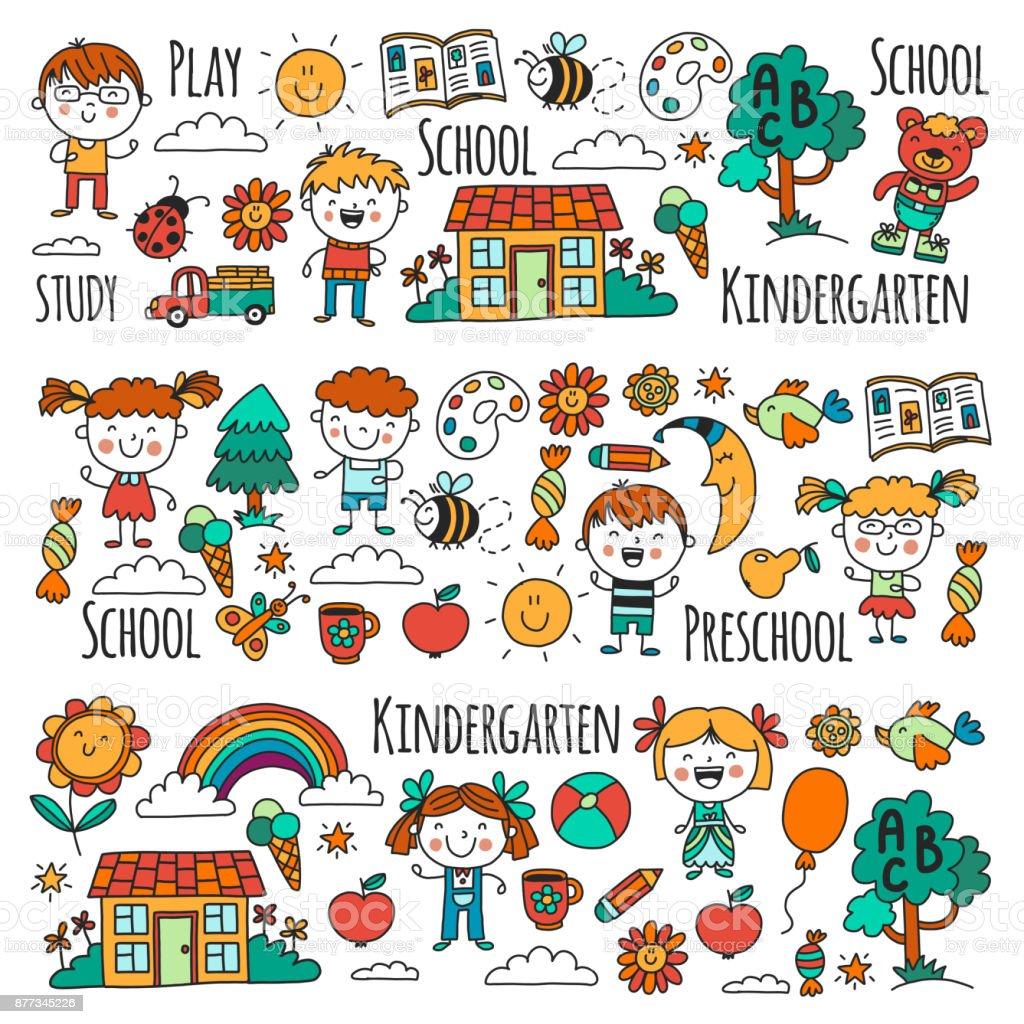 Phantasie Exploration Studie Spielen Erfahren Sie Mehr Kindergarten ...