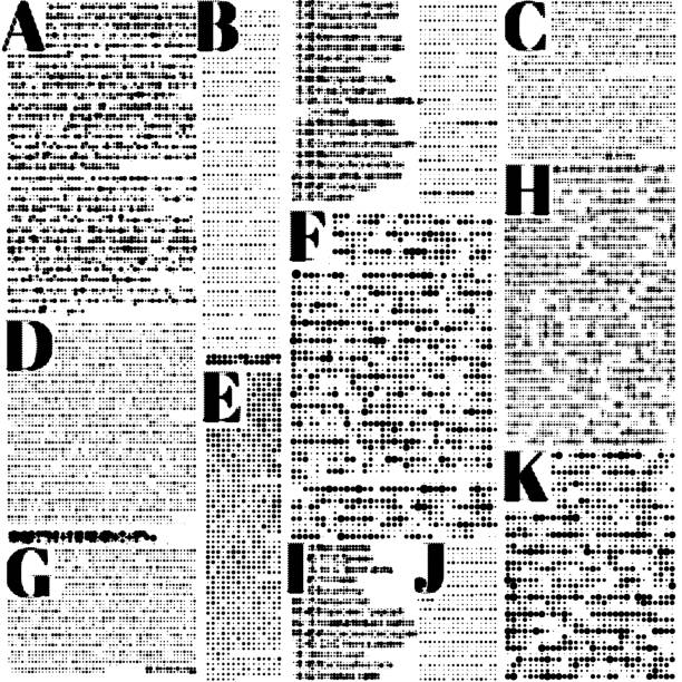 imitation of a abstract vintage newspaper. unreadable text. - alphabet backgrounds stock illustrations