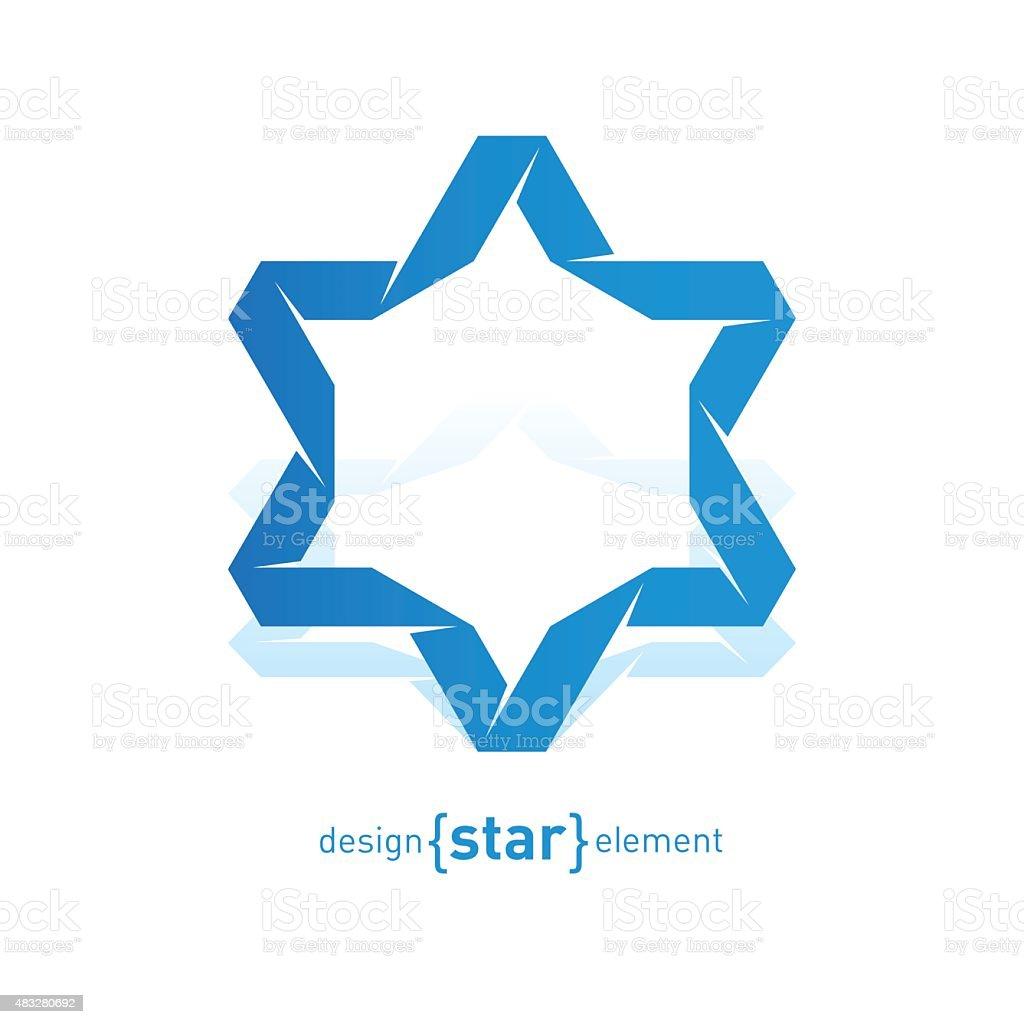 origami - action origami - double star flexicube (David Brill ... | 1024x1024
