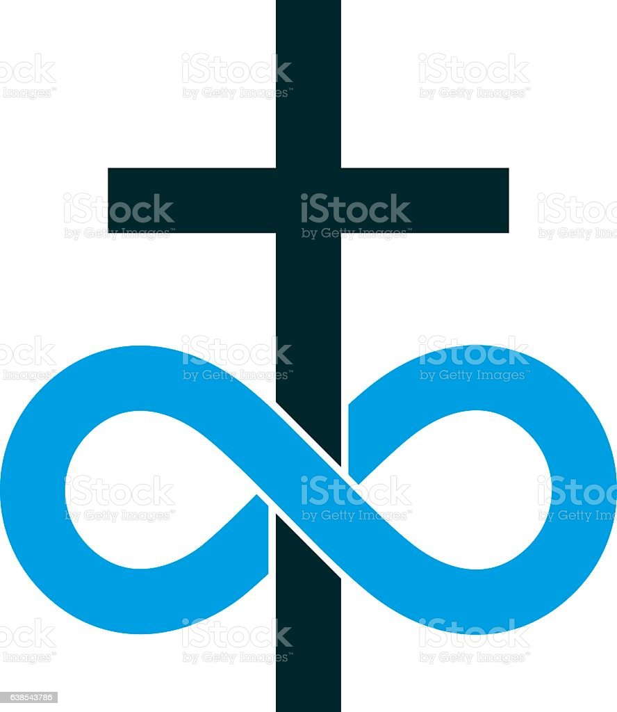 Immortal god conceptual symbol combined with infinity loop sign immortal god conceptual symbol combined with infinity loop sign royalty free immortal god conceptual symbol biocorpaavc