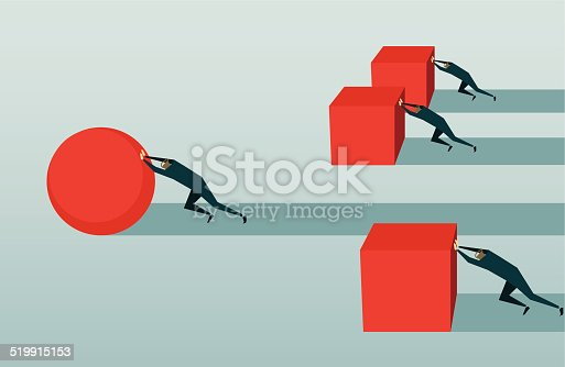 istock Improvement, Competition, Pursuit, Challenge, Conquering Adversity, Strategy,  Efficiency, Solution 519915153