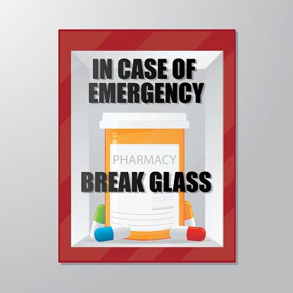 In case of emergency medicines