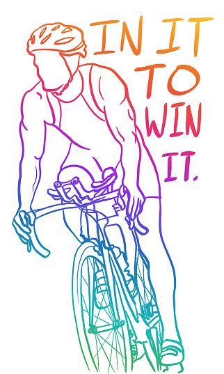 In It To Win It Rainbow