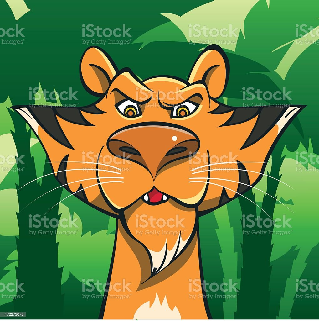In the jungle royalty-free in the jungle stock vector art & more images of animal