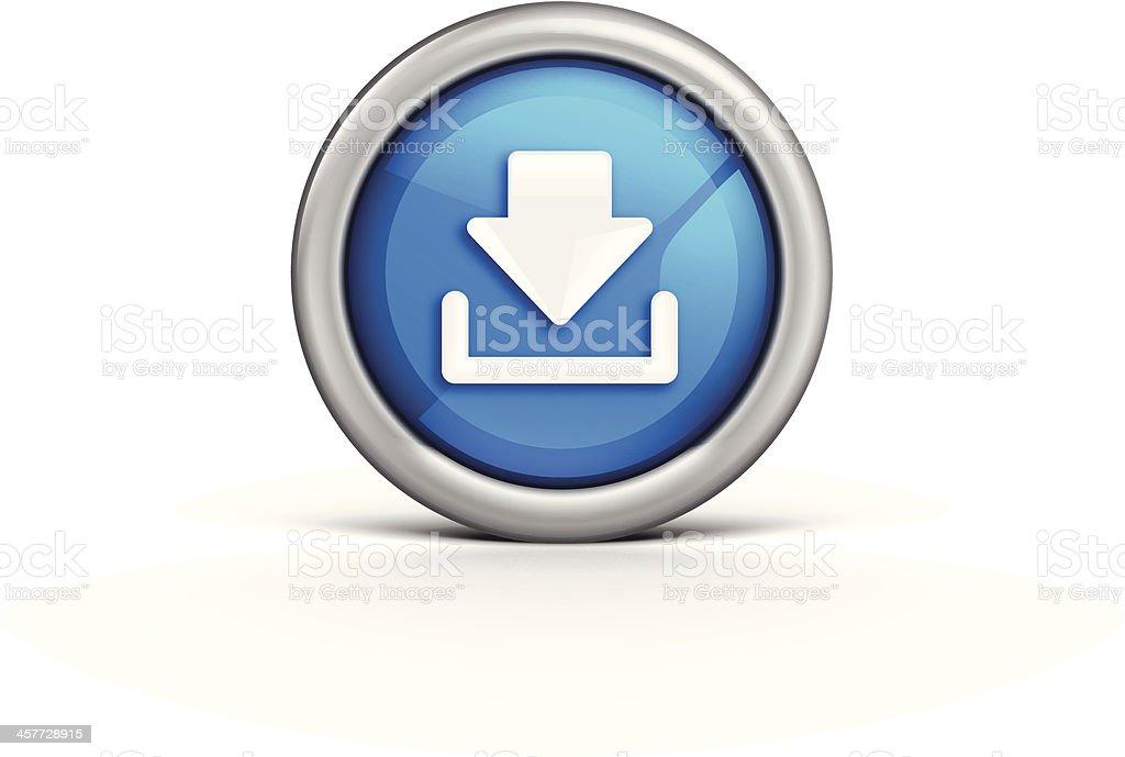 Inbox Icon royalty-free inbox icon stock vector art & more images of arrow symbol