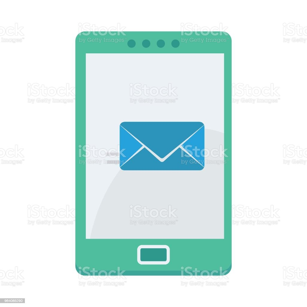 inbox - Royalty-free Advice stock vector