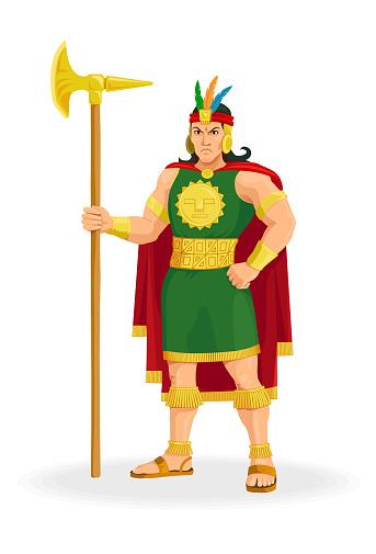 Inca, son of the sun
