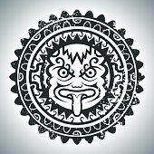 Inca's Mask