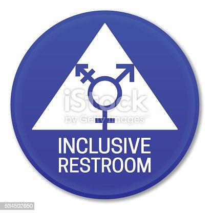 Incluido señal de lavabo