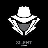 Incognito. hacker. spy agent.