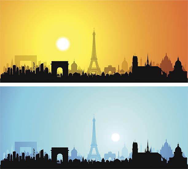 Top 60 Paris Night Clip Art, Vector Graphics and ...