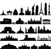 Incredibly Detailed World Monuments