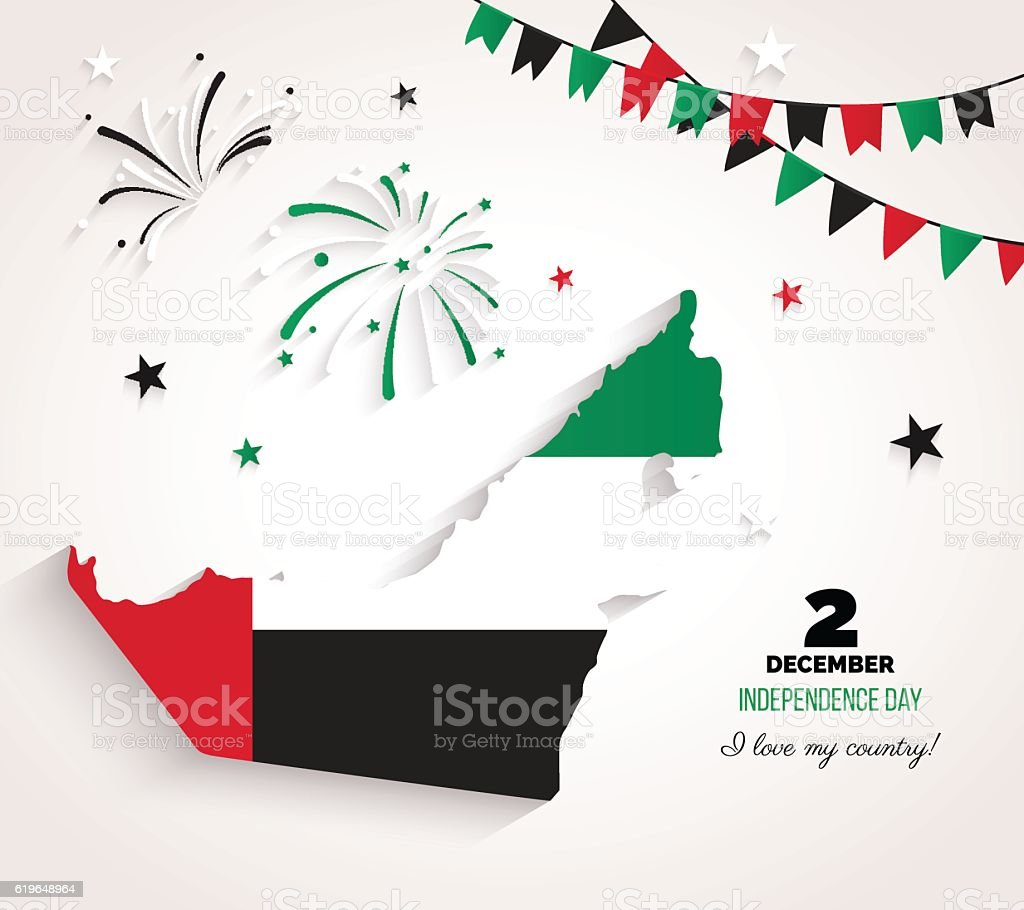 Uae independence day greeting card 2 december stock vector art uae independence day greeting card 2 december royalty free uae independence day greeting m4hsunfo