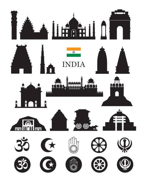 Top 60 Hindu Temple Clip Art Vector Graphics And Illustrations Istock