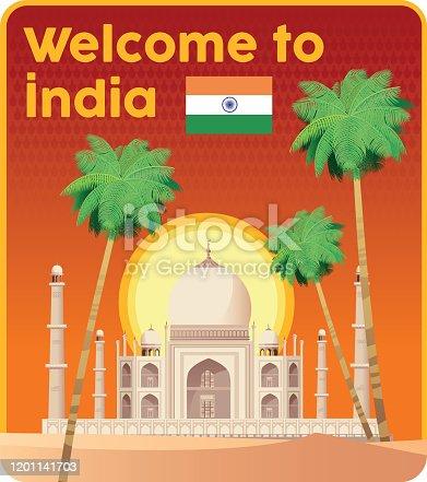 istock India Travel, Taj Mahal 1201141703