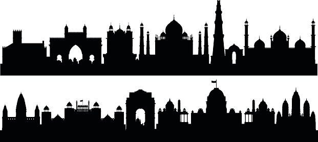 India (All Buildings are Moveable and Complete)