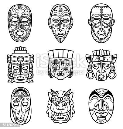 istock Imágenes y símbolos antiguos mayas 953742120 istock ...