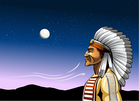 indian chief and the wind of change