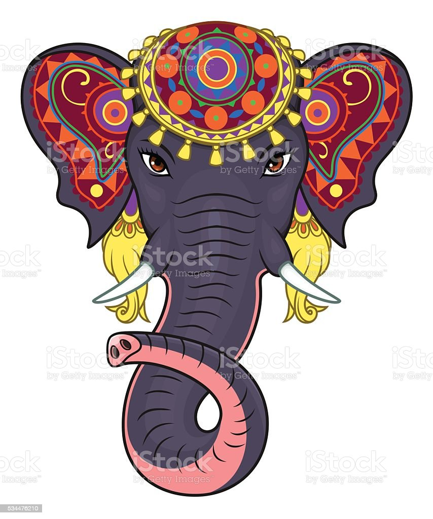 Elephant Painted Pictures