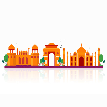 Indian Famous Monuments