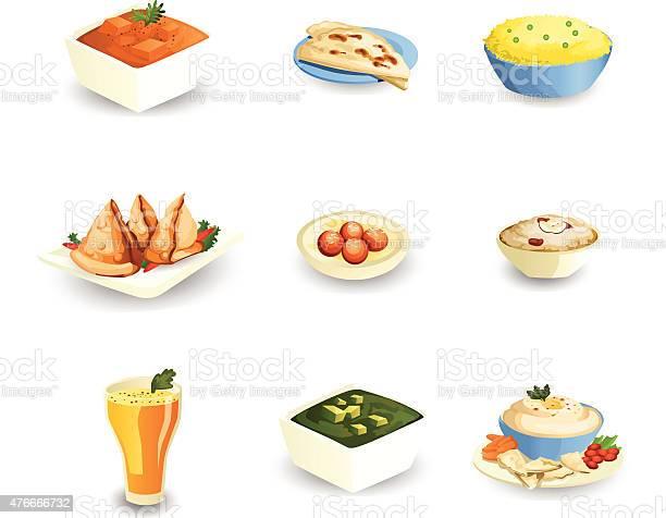 Indian food vector id476666732?b=1&k=6&m=476666732&s=612x612&h=cght1icarkfolqbfrsin  nx5dw5ndkaq5udflgkjeo=