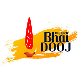 istock indian happy bhai dooj festival card background design 1283120869