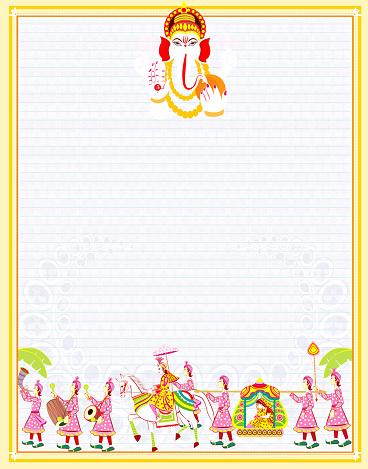 Indian  Hindu Wedding   Card ,Invitation,Indian  Hindu Wedding   Card ,Invitation,Indian  Hindu Wedding   Card ,Invitation,notepad